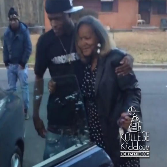 DCYoungFly Buys Mom A Mercedes-Benz, Plans To Buy Her A