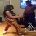 Dlow and Baby Doll Have Crazy Dance-Off