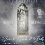 DoeBoi Flexx Pens Heartfelt 'Letter To Tunchie and Roddy' In New Song