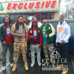 Exclusive773 and Chicago Hip Hop Community Hand Out 1,000 Turkeys In Successful 2014 Turkey Drive