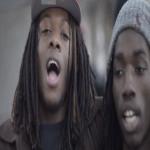 Allo and Pistol of GMEBE Fell 'N Love With The Streets' In Music Video