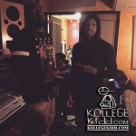 Lil Durk and Trae Tha Truth In The Studio Workin