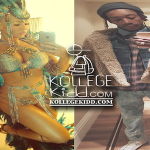Wiz Khalifa Disses Amber Rose; Socialite Posts Photo Grinding On Man At Trinidad and Tobago Carnival