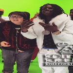 Chief Keef and Andy Milonakis Have Video Shoot For Song 'G.L.O.G.A.N.G.'