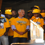 Chicago Mayor Emanuel Rahm To Gift Jackie Robinson West Players With Championship Rings