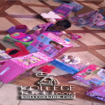 Chief Keef Gifts Daughter Kay Kay With Boxes of Expensive Toys