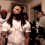 Montana of 300 Drops 'Trap Queen' Remix Music Video Jalyn Sanders