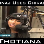 Nicki Minaj Says 'Thotiana' On Angie Martinez Show
