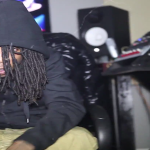 P. Rico Goes Psycho In The Studio In 'Bars' Music Video