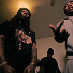 RK Da King of Barz and Zo Bandz of StainGang Premier 'Terrorize' Music Video