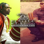 Rich Homie Quan and Johnny Cinco Catch Each Other In Traffic