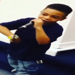 Little Boy Raps Chief Keef's 'How It Go' In Church
