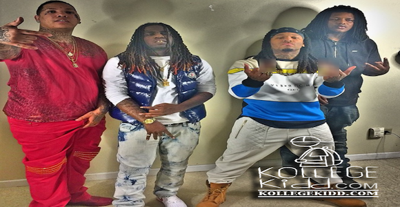 King Yella FBG Duck Billionaire Black And Montana Of 300