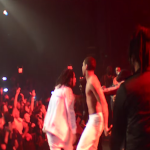 Lil Durk and OTF Turn Up To Chief Keef's 'Faneto' During Philly Concert