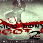 Rico Recklezz To Drop 'Rico Don't Shoot Em 2: Back From Hell' In April, Reveals Cover Art