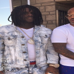 Chief Keef Meets Hip Hop Mogul Dame Dash