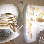 Fredo Santana Reveals Special Edition 'SSR' Nike Air Force Ones