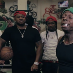 Lil Wayne and Young Money Cypher Hits The Net