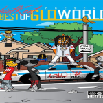 Chief Keef Reveals Cover Art For Upcoming Glo Gang Compilation Project 'Best of Glo Worlds'