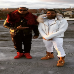 Lil Durk and Jeremih On Set Of 'Like Me' Video Shoot