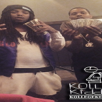 Lil Durk Cools With Tadoe, Reps GLOTF