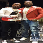 50 Cent and Floyd Mayweather Are Friends Again