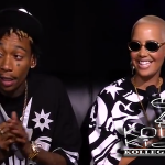 Amber Rose Professes Love For Wiz Khalifa, Wants Him Back