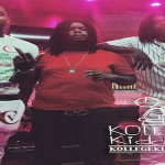 Lil Durk and Chief Keef Hit The Studio With Chop Squad DJ