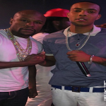 Lil Herb Performs At Floyd Mayweather's Daughter Yaya's Birthday Bash