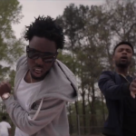 JMoeFrmDaBam and KD Young Cocky Pull Up Like 'Lebron James' In Music Video