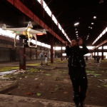 King Louie Has 'Throw Your Sets Up' Video Shoot At Abandoned Warehouse