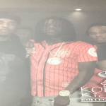 Chief Keef Hits The Studio With Jeremih, Red Café, Yung Berg and DP Beats