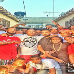 Drake and The Game Turn Up With Bloods In Bompton For '100' Video Shoot
