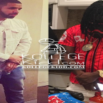 Drake Turns Up To Chief Keef's Hit Song 'Faneto' In Club
