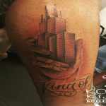 Lil Durk Proclaims Himself King of Chicago With New Tat