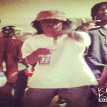 Lil Mister Shares Classic Photo Of Himself, P. Rico, Swagg Dinero and Lil JoJo