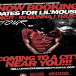 Lil Mouse Announces 'In Gunna I Trust' Tour