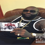 Rick Ross Shows Off Copy Of Lil Durk's 'Remember My Name'