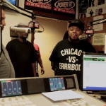 Twista Spits Freestyle At Power 92