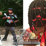 Wings and Mike Challenge Chief Keef and Glo Navy To A Paintball Fight
