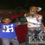 600Breezy Links Up with Baby CEO In Memphis