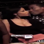 Nicki Minaj Curves Meek Mill In First Public Kiss; Philly Rapper and Fans React