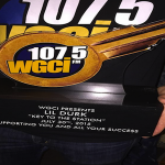 Lil Durk Gets Key To WGCI