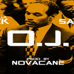 Chin Chilla Meek and King Samson 'OJ' The Novacane Beat In New Single