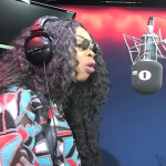 Tink Rhymes Over Mobb Deep's 'Shook Ones' and Biggie's 'Kick In The Door' In 'Fire In The Booth' Freestyle