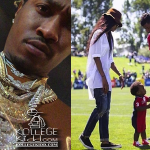Future and T.I. React To Russell Wilson Hugging Ciara's Son Future Jr.