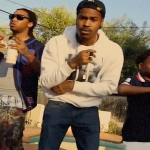 BabyCEO and JuiceDaSavage Turn Up In 'Illegal' Music Video