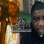 Meek Mill's Artist, Omelly, Disses AR-AB In 'Back 2 Back' Freestyle