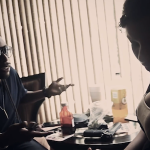 P Plus Is In Too Deep In 'Make It Back' Music Video featuring Chyna Fox