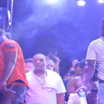 Chief Keef Gets Flashed By Fan At Concert